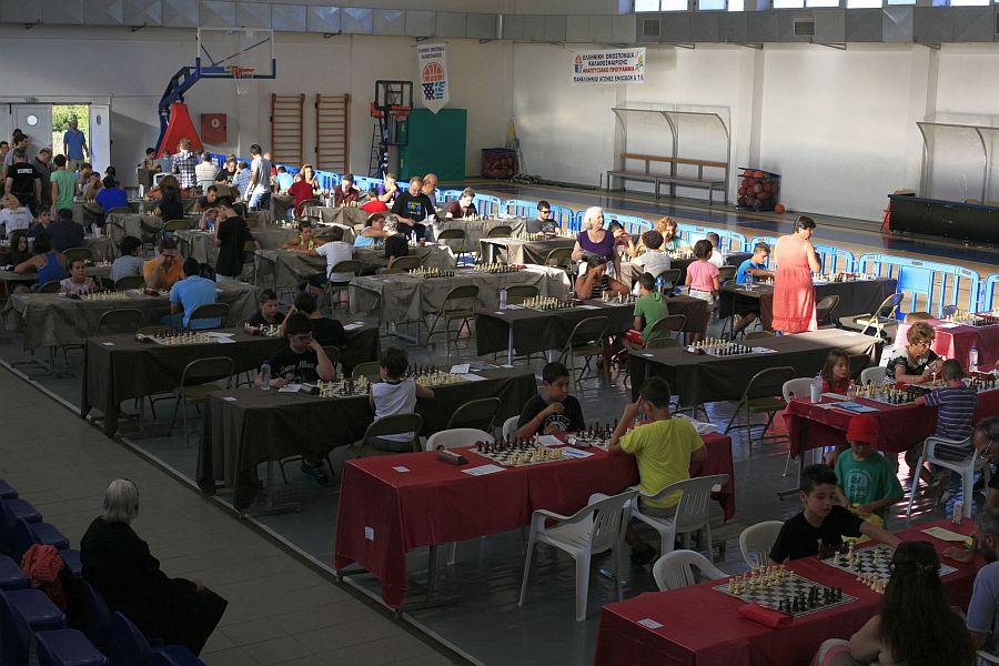 Ikaros chess 2014