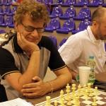 Ο πρωταθλητής ηθοποιών στο σκάκι Τάκης Παπαματθαίου αγωνίζεται κι εφέτος στην Ικαρία