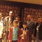 Ικαρία πρωταθλήτρια και κυπελλούχος Β. Αιγαίου 14.3.16