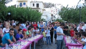 κοτρωνιάς σκάκι πρωταθλητής ικαρος