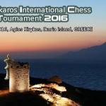 σκάκι ίκαρος 2016 διεθνές πρωτάθλημα